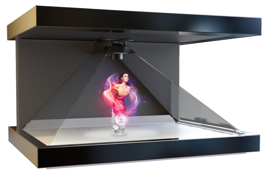 Hologrammseadmed